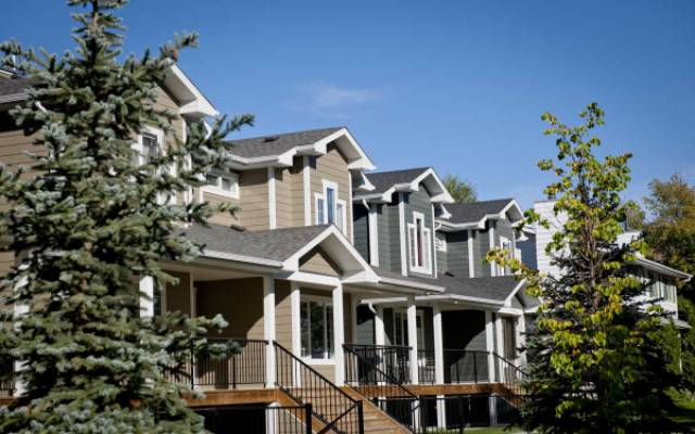 Affordable Housing for Metis and Indigenous Families