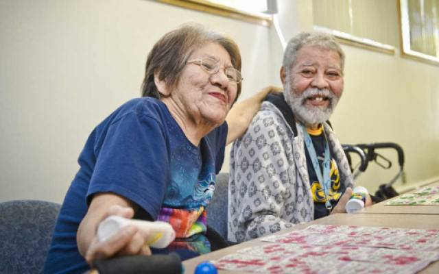 Housing for Seniors Accessible Units